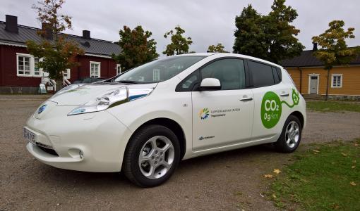 Lappeenranta hankkii jatkossa kaasu- ja sähköautoja