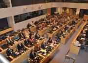 Lappeenrannan kaupunginvaltuuston kokousta voi seurata nettilähetyksestä maanantaina 16. lokakuuta klo 18.30 alkaen