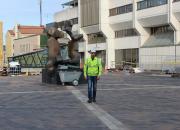 Lappeenrannan kaupungintalon edustatori avautuu vaiheittain marraskuussa ja valmistuu vuoden loppuun mennessä