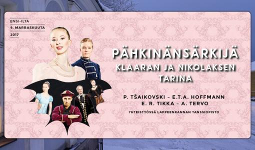 Lokakuun Teatteriklubi tiistaina 24.10.2017 klo 17.30