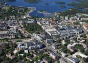 Lappeenrannan kaupungille ennätyksellinen vuosikate vuodelta 2017