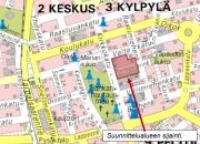 Lappeenrannan keskustassa sijaitsevan Pormestarin korttelin asemakaavamuutoksen kaavaluonnokset nähtäville 14. helmikuuta
