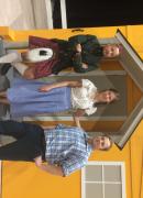 Lappeenrannan kaupunginteatteriin uusia kasvoja – Anna Andersson, Jose Viitala ja Willehard Korander aloittavat syyskuussa suurella näyttämöllä