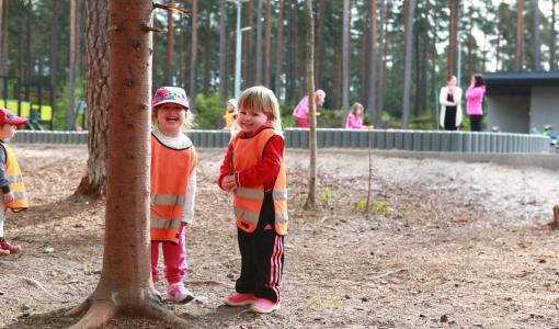 Lappeenrannan varhaiskasvatukseen lapsiryhmiä, jotka toimivat ympäri vuoden luonnon keskelle rakennettavissa kota-rakennuksissa