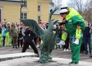 Lappeenrannan kaupunki ja ylioppilaskunta kasvattavat opiskelijatapahtumien määrää ja näkyvyyttä, kumppanuussopimus juhlavuodelle 2019