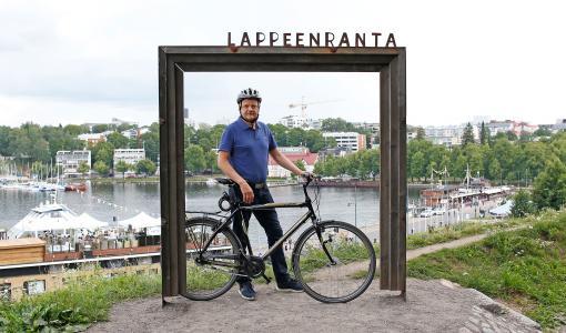 Sarjakeksijä ja -yrittäjä Ari Piispanen Lappeenrannan Linnoituksen uudeksi isännäksi