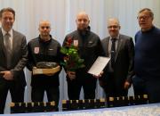 Willimiehen Disc Golf ry on valittu Lappeenrannan Vuoden 2017 Asukastoimijaksi