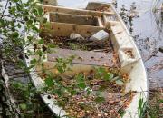 Pohjoinen alueraati teki aloitteen romuveneiden poistamiseksi Voisalmensaaren rannoilta