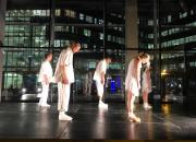 Maaseudun Sivistysliito on yhteistyökumppanina koreografi Hanna Brotheruksen Oodi metsälle -tanssiteoksessa Keskustakirjasto Oodin avajaisissa