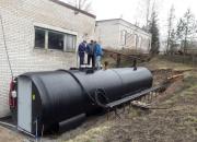 Hyviä tuloksia John Nurmisen Säätiön Venäjän hankkeesta: Kingiseppin kaupungin jätevesien tehokkaalla puhdistuksella saavutetaan noin 13 tonnin fosforivähenemä Suomenlahteen