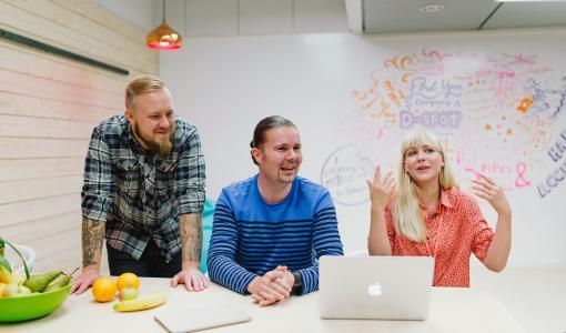 Ohjelmistotalo Bitfactor laajentaa Helsinkiin - rekrytoi kymmeniä osaajia
