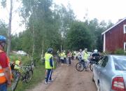 Koe Temmeksen sillat pyöräillen, - koko perheen pyöräilytapahtuma 13.5.2017
