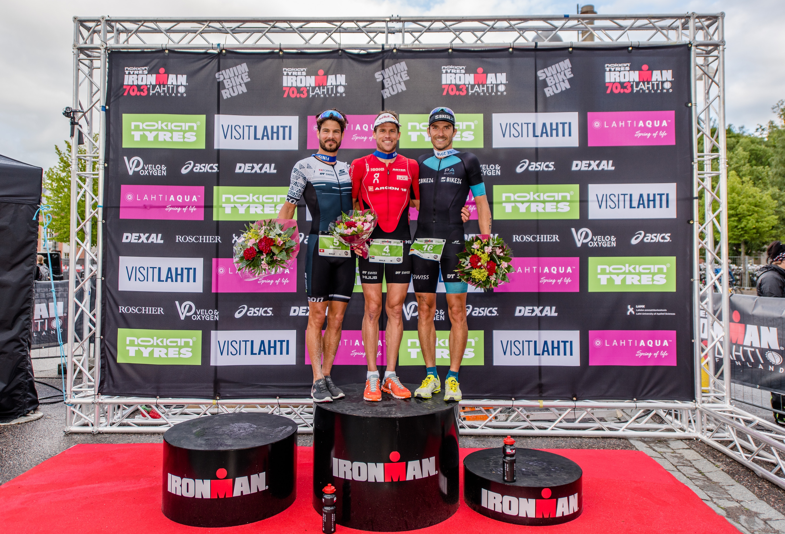 Ironman Lahti 2021 Tulokset
