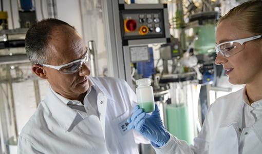 BASF:n innovaatiot edistävät sähköautojen yleistymistä