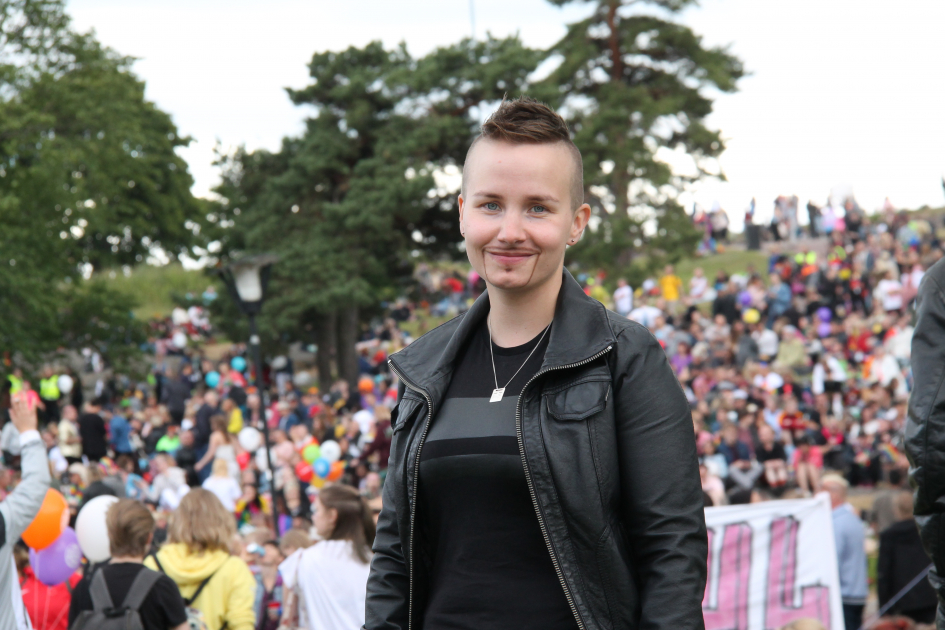 Sonja Huhtaniska