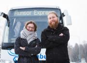 Runsor Expressin reitti kattavammaksi ja linjalle lisäaikaa