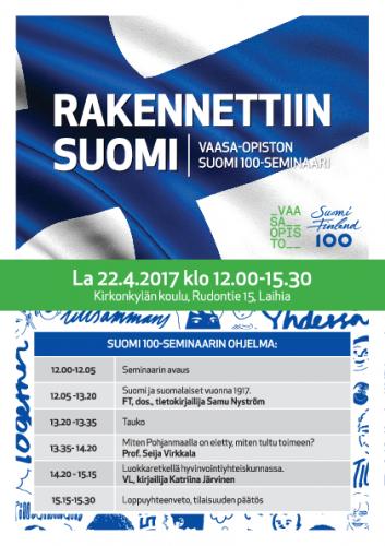 Suomi 100 Yhdessä