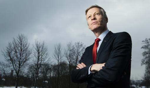 Professori Kaarle Hämeri jatkaa Professoriliiton puheenjohtajana: Yliopistojen ja tutkimuksen rahoitus tulee nostaa kilpailijamaiden tasolle