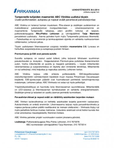 20140530-tampereelle-tulijoiden-maamerkki-abc-viinikka-uudistui-taysin.pdf