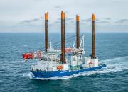 Tahkoluodon merituulipuiston voimaloiden pystyttäminen alkaa