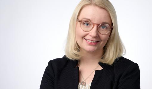 Diakin uusi toimitusjohtaja-rehtori on TT Elina Juntunen