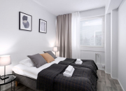 Forenomin uusi asuntokohde avautui Rauman Kaivopuistossa
