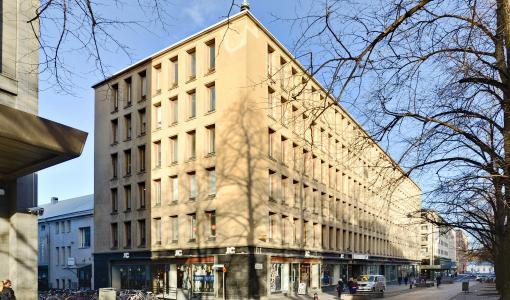 Vaasan parhaalle sijainnille kohoaa hotelli, joka ratkaisee Vaasan vierailevien asiantuntijoiden asumishaasteen