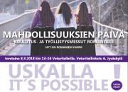 Kutsu medialle: Romanien koulutus- ja työllisyysmessut Jyväskylässä