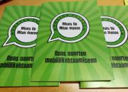 Whats Up – opas julkaistu ammattilaisille nuorten digitaalisen kohtaamisen tueksi