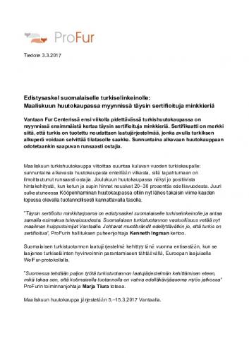 profur_tiedote_huutokauppa.pdf