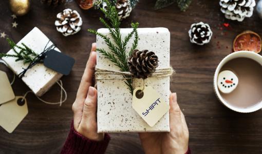 Shipitin vuoden 2019 Joulupaketti! Lähetä Joulupakettisi ajoissa