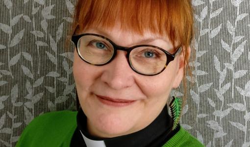 Ulla Ruusukallio Pappisliiton puheenjohtajaksi