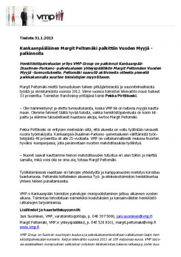finalmargit_peltomaki_tiedote_vmp.pdf