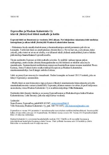 expressi_tiedote_yhteistyo-cc-88_maaliskuu_2014.pdf