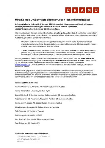 mikakorpela_jyvaskyla__jaakiekkohuoltaja2014_tiedote_final.pdf