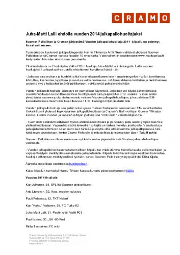 jalkapallohuoltaja2014_finaalivaihe_paikallistiedote_helsinki_final.pdf