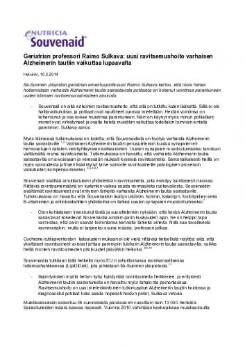 souvenaid_lehdisto-cc-88tiedote_lopullinen.pdf
