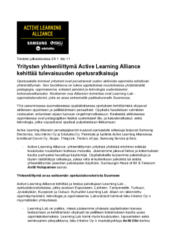 activelearningalliance_tiedote_final.pdf