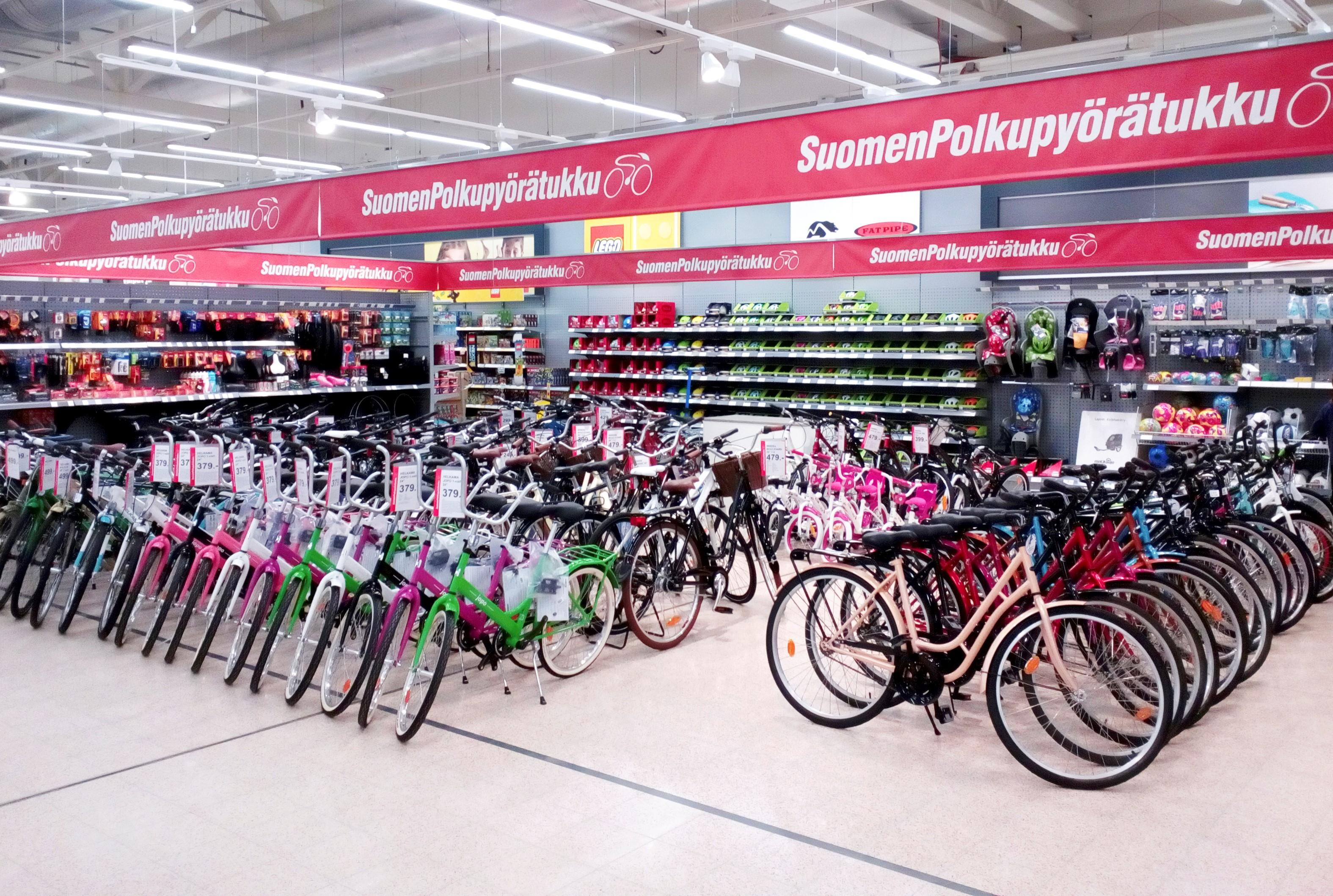 Suomen Polkupyörätukku Oy