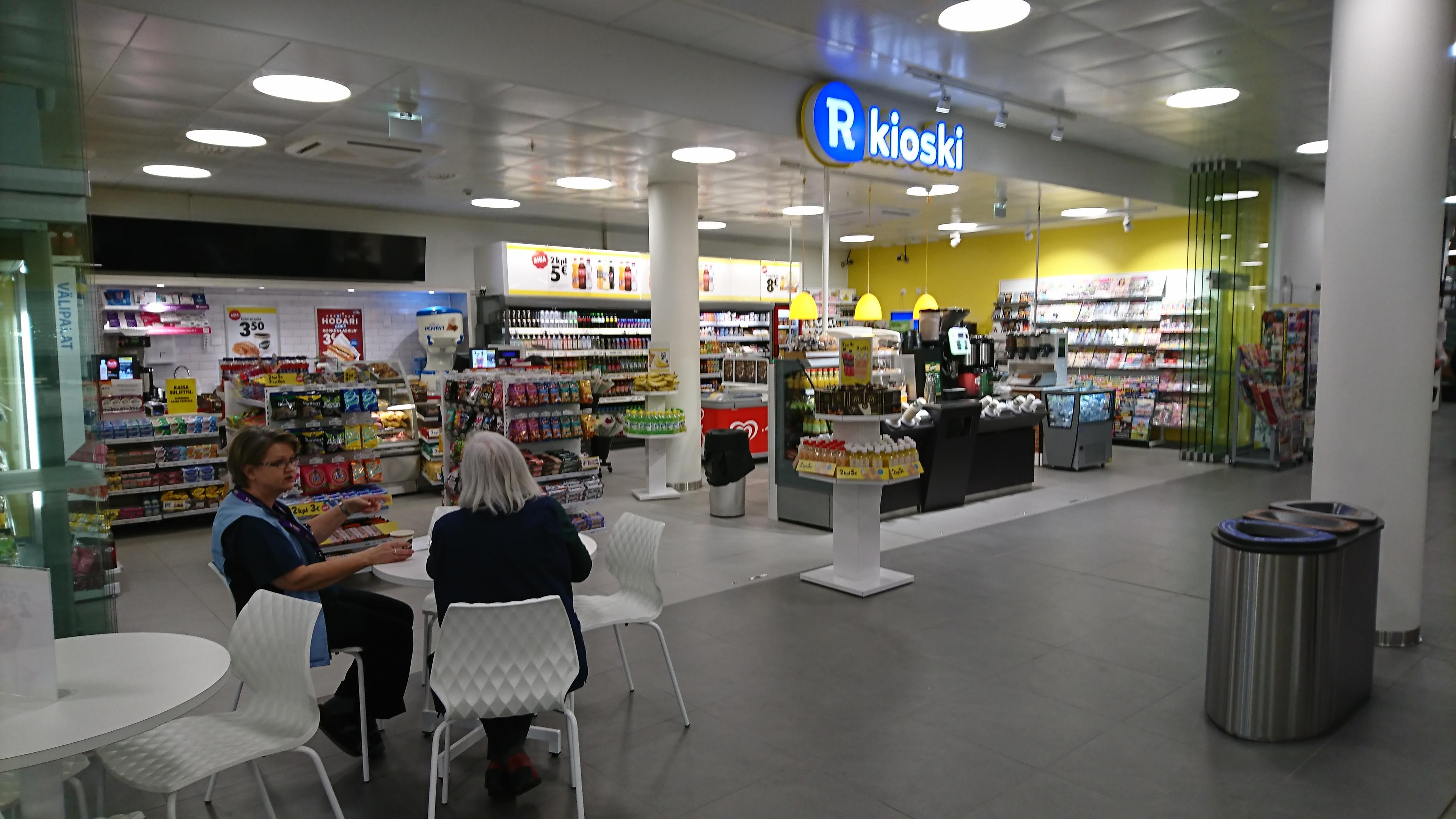 R Kioski