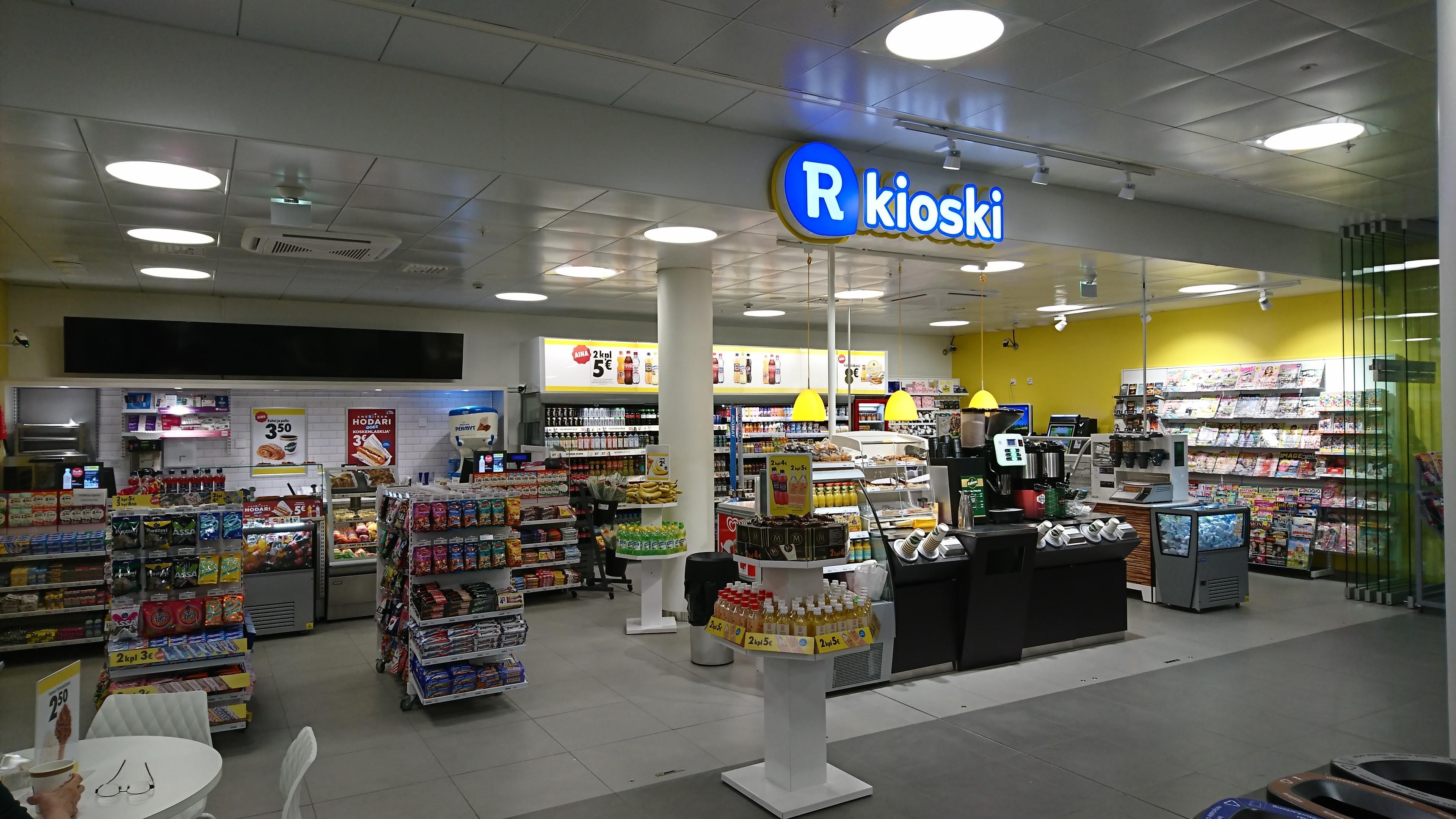R Kioski Pirkkala