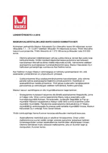 lehdistotiedote_maskun_kalustetalo_oy_tilinpaatos_2017_20180404-003.pdf