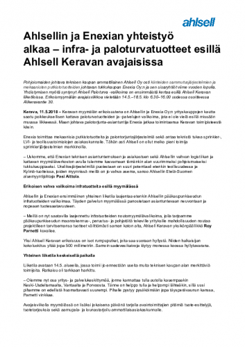 ahlsell_kerava_avajaistiedote.pdf