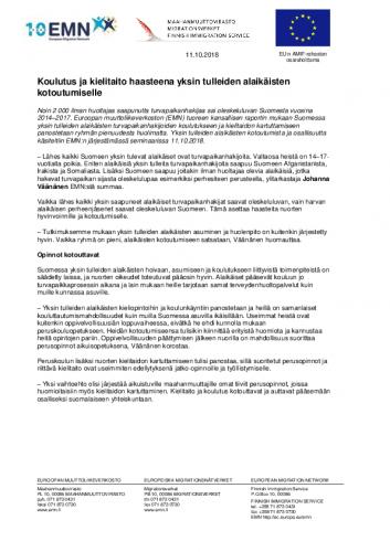 tiedote_emn_111018_yksin-tulleet-alaikaiset_final_fi.pdf