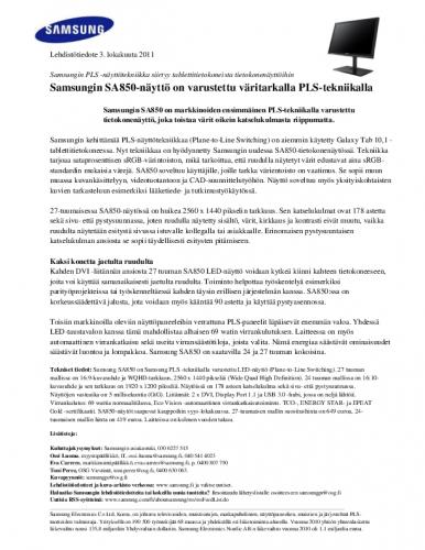 1317629335-sa850_tiedote_111003.pdf