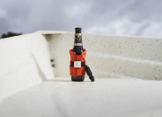 Karhu murahtaa vesiturvallisuuden puolesta