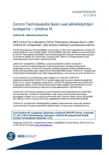 sks-control-unidrive-tiedote-12112012.pdf