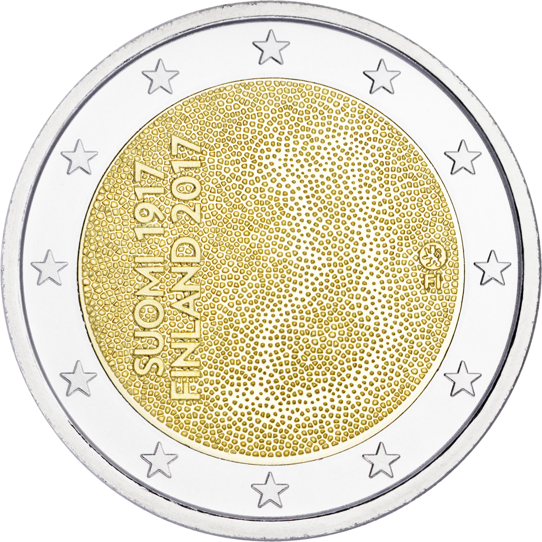 Kahden Euron Juhlarahat