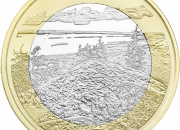 Two special two-euro commemorative coins will be released in 2018, along with a series of commemorative five-euro coins