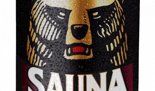 Suomen suosituin saunaolut Karhu tukee saunan liputuspäivää